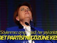 Gözüne kestirdi... Meral Akşener'den sürpriz Saadet Partisi ve Demokrat Parti çıkışı!