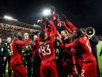 Galatasaray'ı eleyen Östersunds  TARİH YAZIYOR