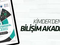 KİMDER'den bilişim akademisi