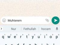 Android Telefonların Klavyelerindeki FETÖ Propagandası...