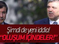 'Abdullah Gül, Ahmet Davutoğlu, Kadir Topbaş ve Beşir Atalay'dan yeni oluşum hazırlığı'