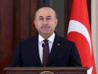 Dışişleri Bakanı Çavuşoğlu, Rex Tillerson ile görüştü