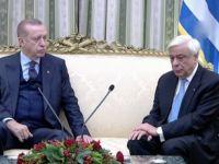 Yunanistan'da Erdoğan depremi! Dünya medyası manşetten duyurdu...