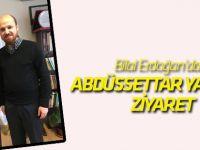 Bilal Erdoğan'dan Yarar'a ziyaret