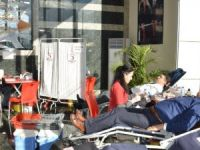 Karatay Belediyesi'nden kan bağışına tam destek