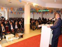 AK Parti Hadim ilçe kongresi yapıldı