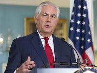 Beyaz Saray Tillerson'un Kuzey Kore ile diyalog isteğini reddetti