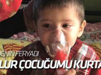 """Bir Annenin Feryadı: """"Çocuğum Nakil Olmazsa Gözümün Önünde Ölecek"""""""