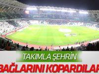 Konyaspor'la şehrin bağlarını kopardılar
