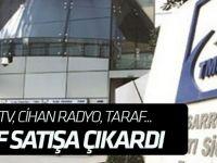 TMSF, KHK ile el konulan tv, radyo ve gazetelerin varlıklarını satışa çıkardı!