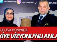 Külünk, 'Yeni Türkiye Vizyonu'nu Anlattı