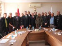 Beyşehir'de, 17 kuruluştan doğa koruma projesine destek