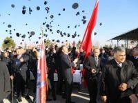Ereğli POMEM'de mezuniyet coşkusu yaşandı