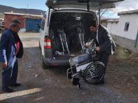 Tuzlukçu'da 20 Engelliye Umut