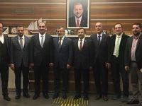 Meram ve Karatay'da başkanlar belli oldu