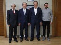 Anadolu Selçukspor'dan  Baykan'a ziyaret