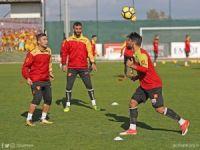 Göztepe'de Konyaspor hazırlıkları sürüyor