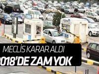 İBB karar aldı! İstanbul'da 2018'de zam yok