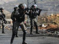 Batı Şeria'daki gösterilerde 10 Filistinli yaralandı