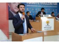 AK Parti Şereflikoçhisar Gençlik Kolları Başkanlığı Kongresi