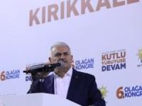 AK Parti Kırıkkale 6. Olağan İl Kongresi