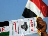 'Direnme gücümüz, Arap dünyasının vereceği desteğe bağlı'