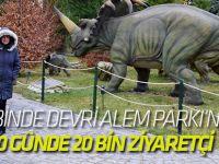 80 Binde Devri Alem Parkı'na 20 bin ziyaretçi