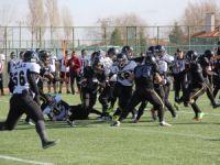 'Korumalı Futbol'da Selçuk Üniversitesi galip