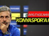 Aykut Kocaman Konyaspor'a karşı