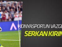 Serkan Kırıntılı Konyaspor'un vazgeçilmezi odu