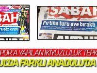 Konyaspor'a yapılan ikiyüzlülük tepki çekti: İstanbul'da farklı Anadolu'da farklı