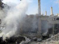 ABD, Suriye'de kimyasal silah kullanımından Rusya'yı sorumlu tuttu