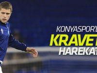 Konyaspor'da Artem Kravets harekatı