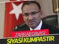 Başbakan Yardımcısı ve Hükümet Sözcüsü Bozdağ:Zarrab davası siyasi bir kumpastır