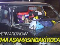 Aksaray'daki cinayetin zanlısı olarak öldürülen kadının kocası aranıyor