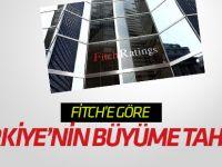 Fitch Ratings, Türkiye'nin 5 yıllık büyüme tahminini açıkladı