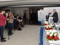 Şeker,10 Ocak Çalışan Gazeteciler Günü'nü Kutladı