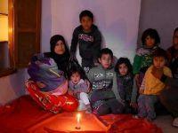 Doğu Guta ablukasından kurtulan aile Türkiye'ye sığındı