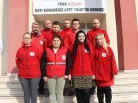 Türk Kızılayı, Batı Karadeniz'de 107 olaya müdahale etti
