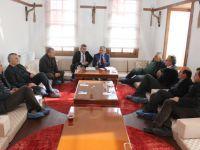 Bozkır'da istişare toplantıları devam ediyor