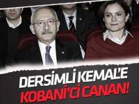 Dersim'li Kemal'e Kobani'ci Canan