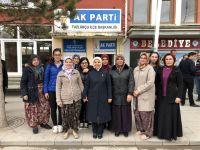 Milletvekili Erdoğan'dan ilçe teşkilatlarına teşekkür