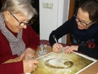 Kosova'da 'Antep işi' kursu açıldı