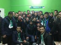 Konyaspor taraftarı 2. yarıya hazır