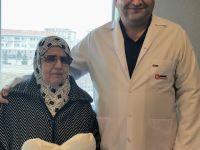 Erbil'den gelen hasta Konya da hayata tutundu