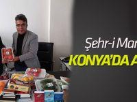 Şehr-i Manav Konya'da açıldı