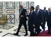 İtalya Dışişleri Bakanı Alfano, Tunus'ta