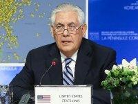 ABD Dışişleri Bakanı Tillerson: Kuzey Kore'nin nükleer güç olduğu bir dünya kabul edilemez