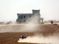 Afrin'deki PYD/PKK panikte