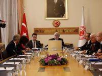 Madde Bağımlılığı Araştırma Komisyonu ilk toplantısını yaptı